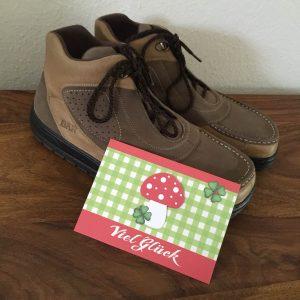 Wunscherfüllung orthopädische Schuhe